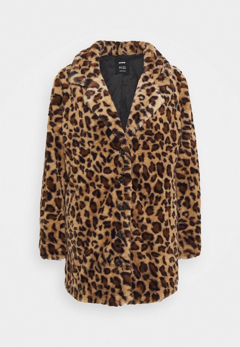 Cotton On - MID COAT - Classic coat - brown