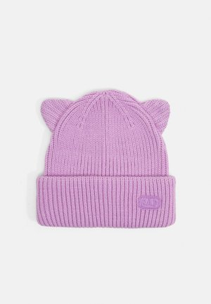 CAT HAT - Čepice - purple rose