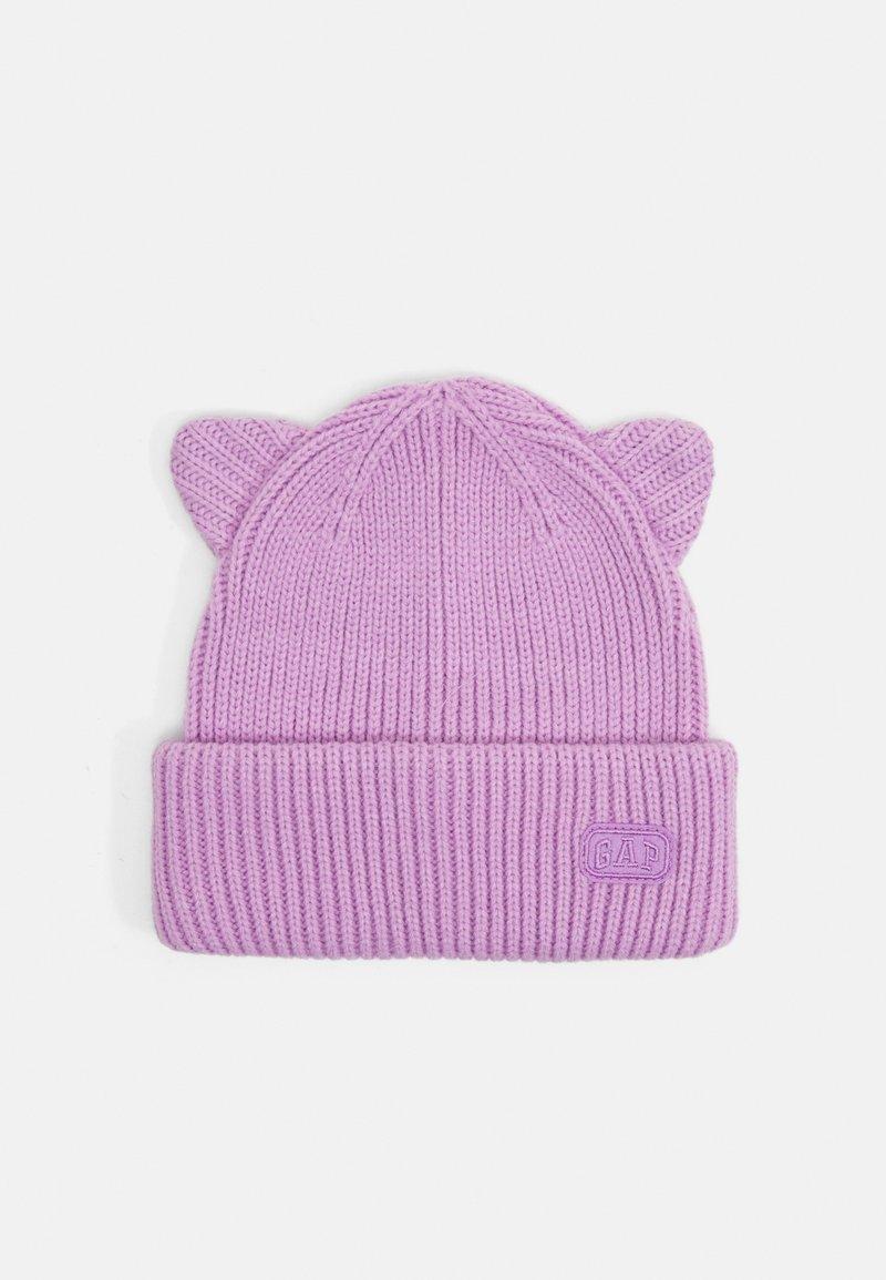 GAP - CAT HAT - Čepice - purple rose