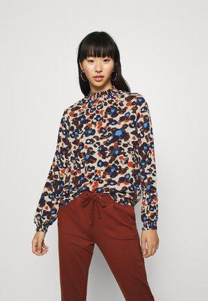 VISAG BLUME  - Blouse - navy blazer