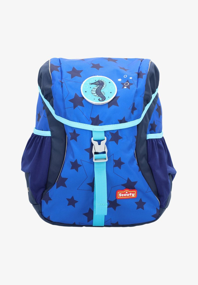 Scouty - School bag - ocean