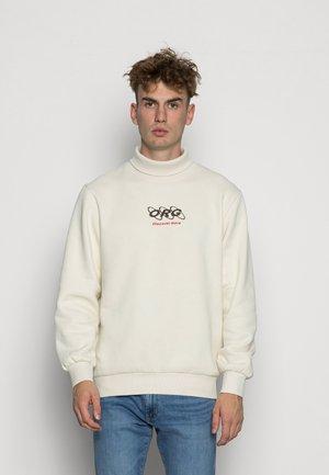 JORELLIOT HIGH NECK - Sweatshirt - turtledove