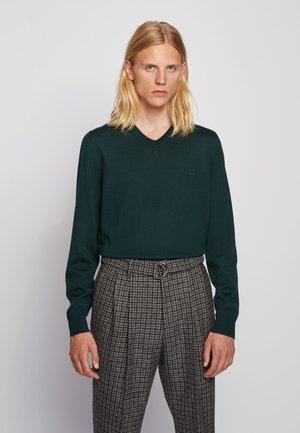 BARAM-L - Pullover - open green