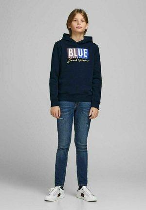 Bluza z kapturem - navy blazer