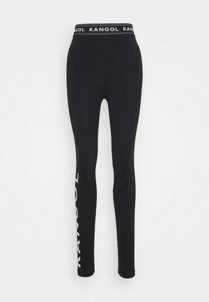 MONTANA - Leggings - Trousers - black