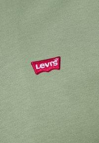 Levi's® - ORIGINAL TEE - Bluzka z długim rękawem - olive night - 2