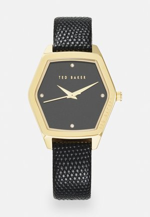 EXTER - Watch - black/gold-coloured
