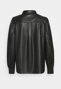NAF NAF - HROSA  - Button-down blouse - noir - 1