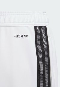 adidas Performance - TRIO - Tracksuit bottoms - white - 6