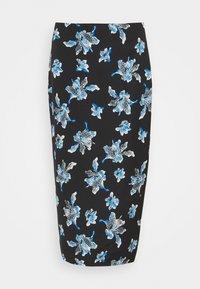 Diane von Furstenberg - KARA SKIRT - Pencil skirt - rain - 0