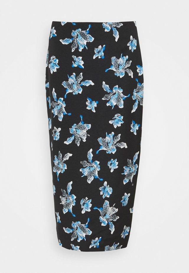KARA SKIRT - Pencil skirt - rain