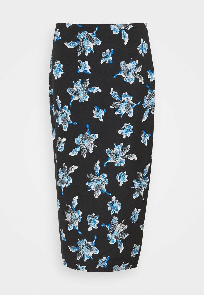 Diane von Furstenberg - KARA SKIRT - Pencil skirt - rain