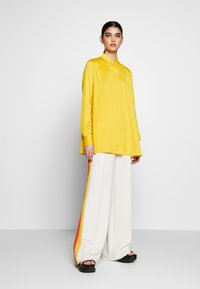 Mulberry - BLAIR TROUSERS - Kalhoty - natural - 1