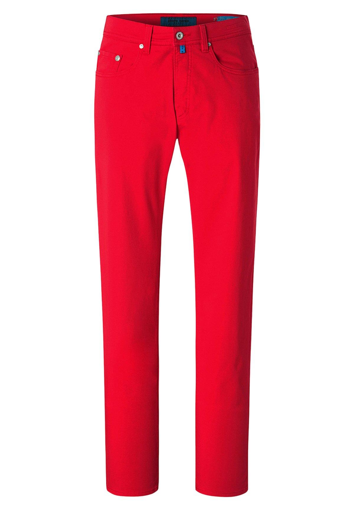 Pierre Cardin LYON - Jean slim - red
