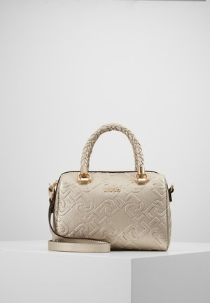 SATCHEL - Handbag - light gold