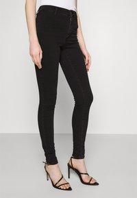 ONLY - ONLBLUSH LIFE BOX - Jeans Skinny Fit - black denim - 3