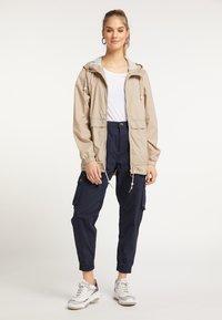 myMo - Summer jacket - beige - 1