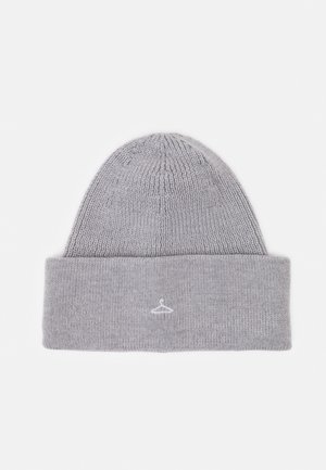 MARGAY BEANIE - Beanie - light grey melange