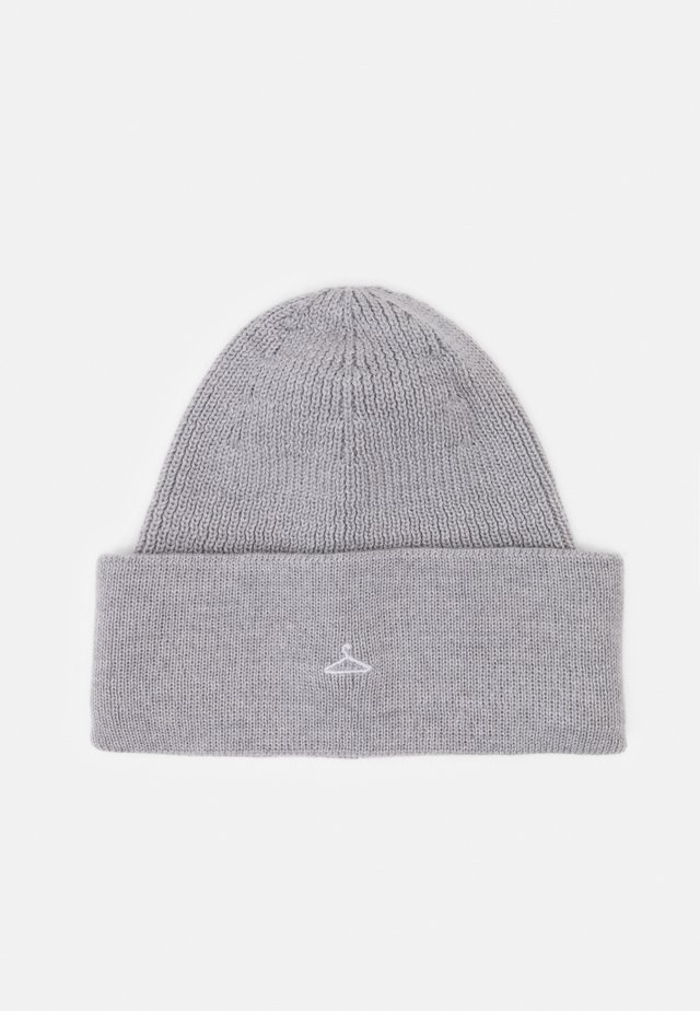 MARGAY BEANIE - Bonnet - light grey melange