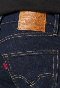 Levi's® - 511™ SLIM - Jeans slim fit - dark indigo - 3