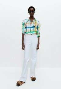 Uterqüe - Button-down blouse - white - 1