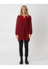 Indiska - Tunic - red - 1