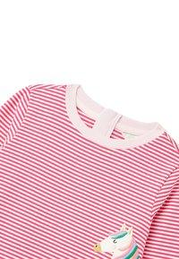Tom Joule - Day dress - rosa drei pferde - 2