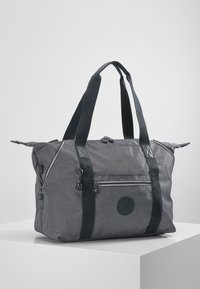 Kipling - ART M - Tote bag - charcoal - 0