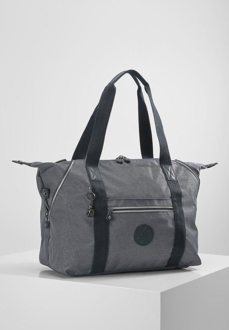 Kipling - ART M - Tote bag - charcoal