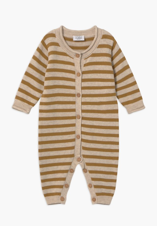 MALLE  - Overall / Jumpsuit /Buksedragter - ochre
