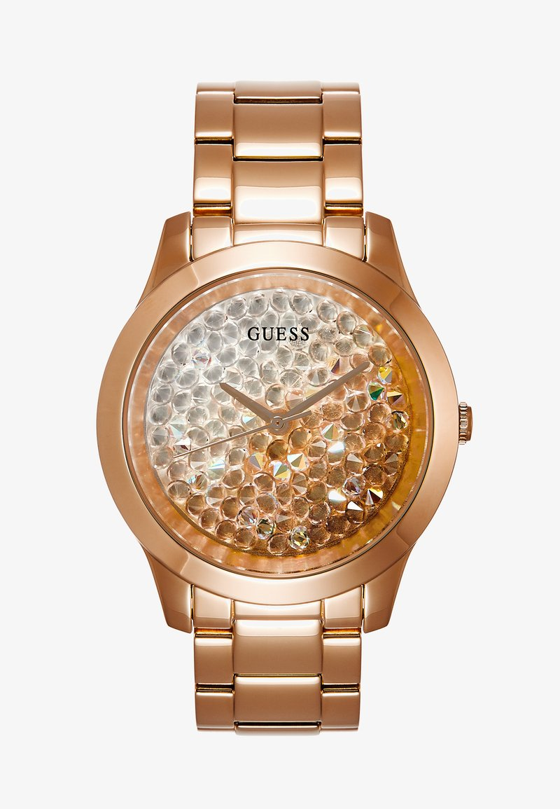 Guess - LADIES TREND - Watch - rose gold-coloured/bronze-coloured