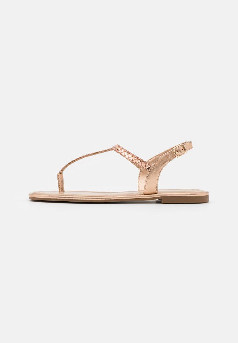 ALDO - SHEINA - T-bar sandals - rose gold
