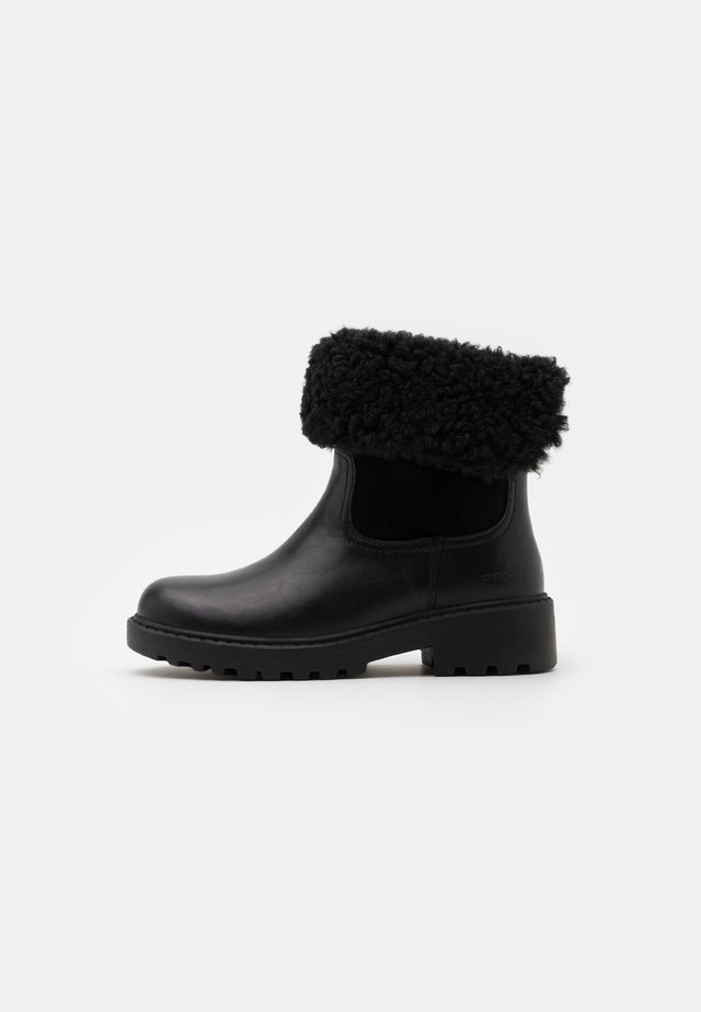 CASEY GIRL WPF - Classic ankle boots - black