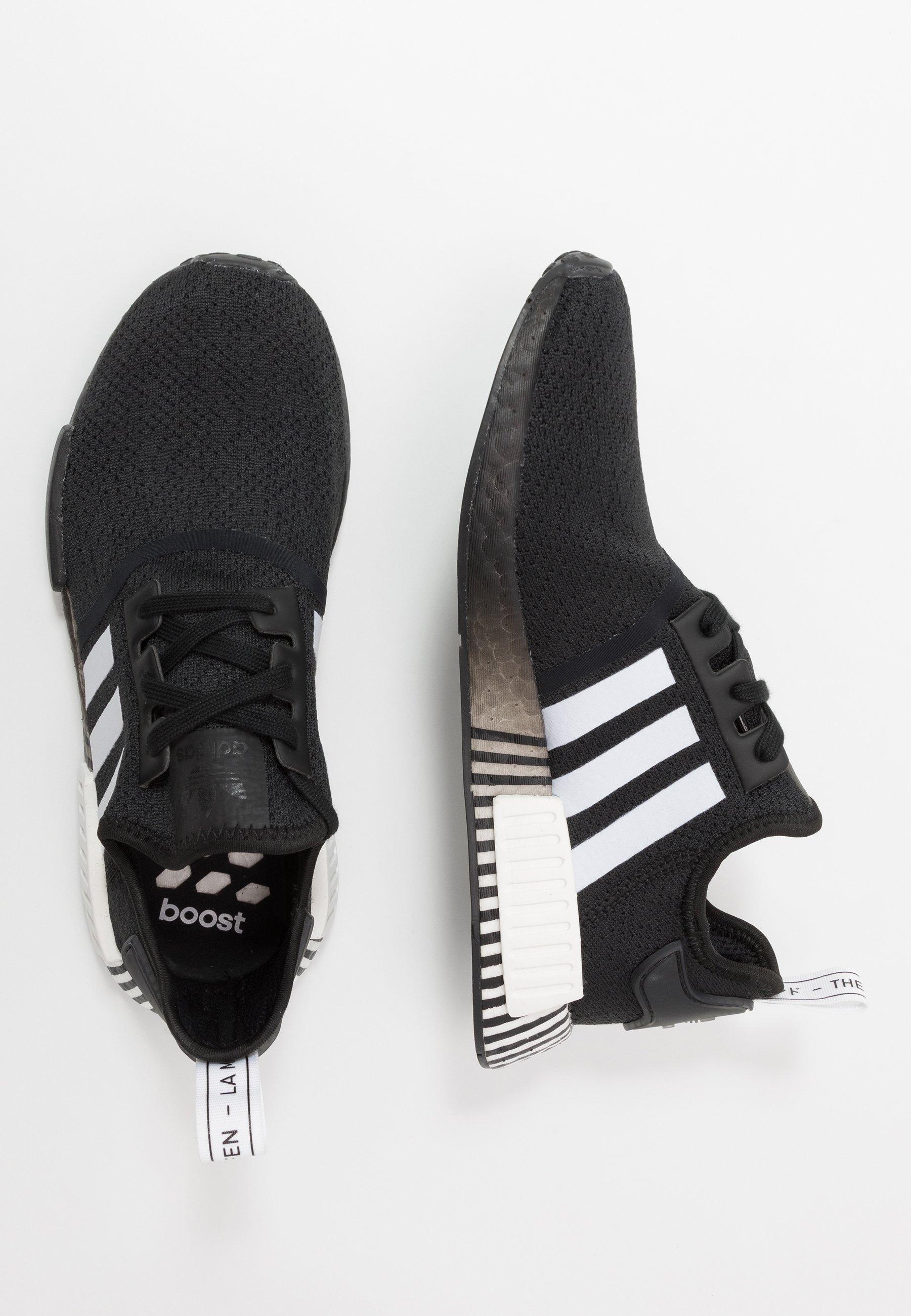 Adidas Originals Nmd R1 - Sneakers Core Black/footwear White