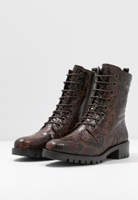 Dune London - PRESTPONE - Veterboots - brown - 4