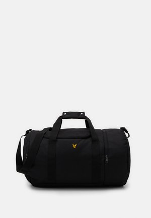 BARREL BAG - Sports bag - true black
