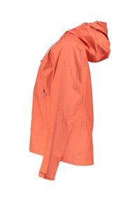 """Kaikkialla - KAIKKIALLA DAMEN TREKKING-JACKE """"ARJA"""" - Outdoor jacket - orange - 2"""