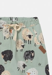 Walkiddy - BAGGY LAMB UNISEX - Trousers - green - 2