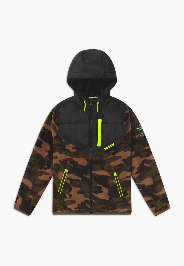 THYMAN - Light jacket - deep black