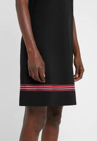 Escada Sport - ZALANDO X ESCADA SPORT DRESS - Jersey dress - black - 6