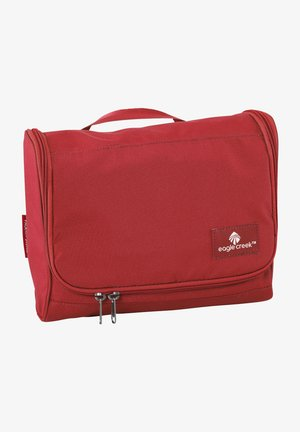 PACK-IT ON BOARD - Wash bag - red fire