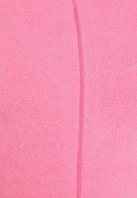 Weekday - ARDEN HAIRY  - Cardigan - pink medium - 2