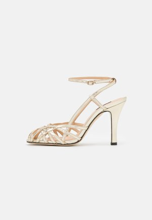 LINUM  - Sandals - gold