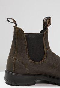 Blundstone - 2030 ORIGINALS - Støvletter - olive - 5