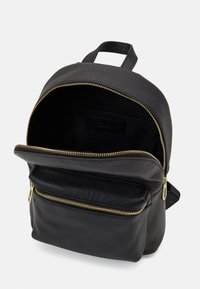 Zign - LEATHER - Rucksack - black - 2