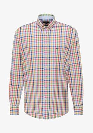 Shirt - combi check