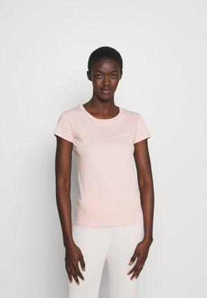 CREW NECK - Pyjama top - vapor rose