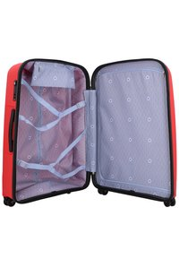 Delsey - BELMONT PLUS - Wheeled suitcase - red - 4