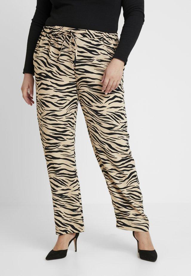 RAPA - Pantalones - sabbia