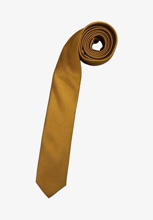 MIT NANO-EFFEKT - Tie - gold
